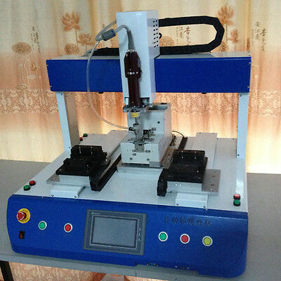 Automatic lock screw machine for Notebook computers, glasses, mobile phones, LCD