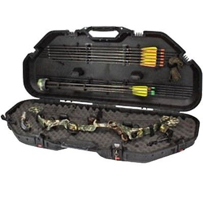 Plano All Weather Bow Case Black