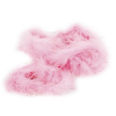 6 foot marabou feather boa for Diva Night Tea Party Wedding - Pink BT G3P7