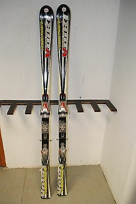 Volkl Racetiger 170 cm Ski + Marker Motion AT12 Bindings