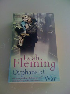 Book Orphans of War by Leah Fleming (Paperback, 2008)