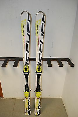 Fischer Super Race JR 150 Ski + Tyrolia/Fischer FJ7 Bindings