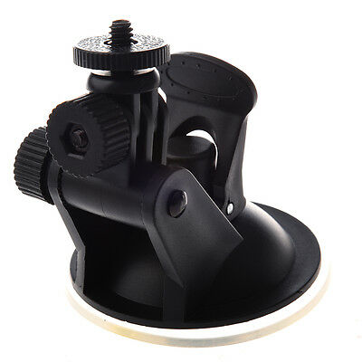 Mini Car Suction Cup Mount Holder/ 4 thread for Gopro Hero Sports Camera NE Y2K2
