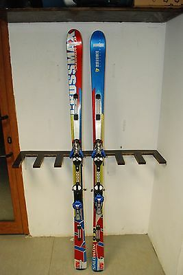 Salomon Crossmax 175 Ski + Salomon 914 Bindings