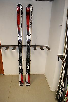 Salomon X-Wing 174 cm ski + Salomonv 711 Bindings