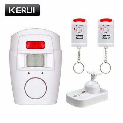 Wireless Sensor Motion Detector Alarm Gsm Monitor Infrared Pir Mini Alert Mp New