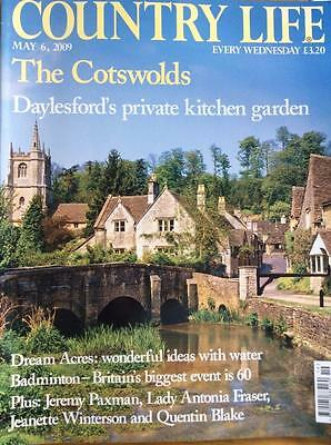 Lovely Castle Combe On Cover Rare Country Life  Magazine L@@k