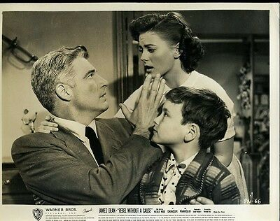rebel without a cause  Original 8x10 Photo #X187