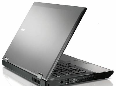 Dell Latitude Intel i5 4GB Notebook Laptop Computer PC Windows 7
