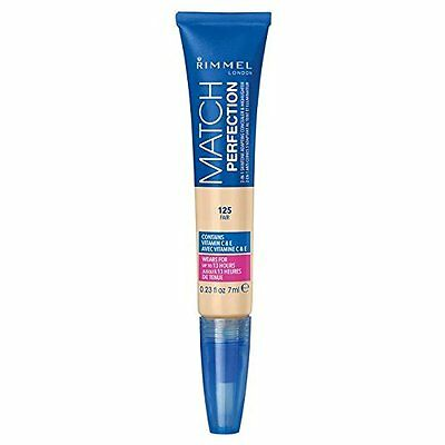 Rimmel Match Perfection Skin Tone Adapting Concealer ~ You Choose Shade