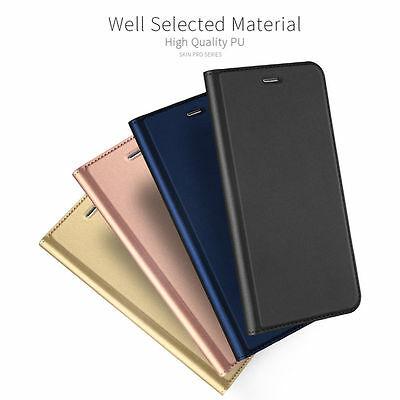 Luxury Magnetic Leather Wallet Flip Stand Case Cover For iPhone 7 7 Plus 6s Plus
