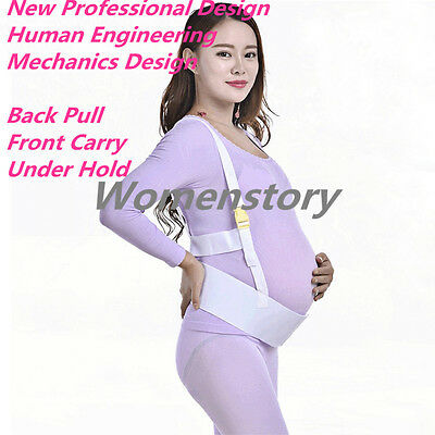 Professional Maternity Shoulder Type Support Belt Science Pregnant Support Belly