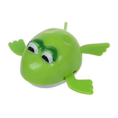 Wind Up Frogman Diver Toy Cute Frogs Swimming Frog Party Favor Swim Kids To J7O8