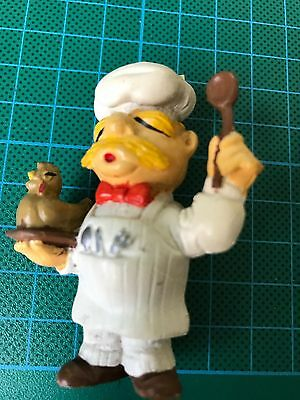original MUPPET SHOW collectable SWEDISH CHEF by SCHLEICH figure vintage