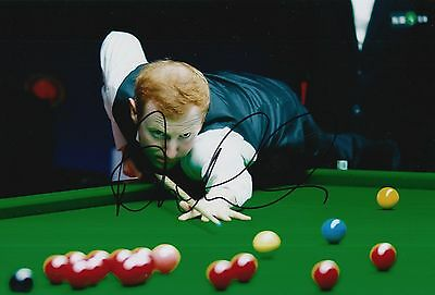 Neil Robertson Snooker Masters World Signed Autographed A4 Poster Photo Print