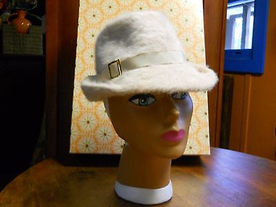Lot of 3 1960's Kangol Women's HATS VINTAGE 1950's ~ 60'S Styles MOHAIR? England