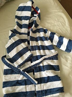 The White Company Boys House Coat 18-24 Months