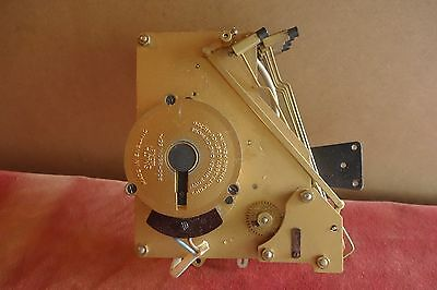 Smiths Electric Clock Movement