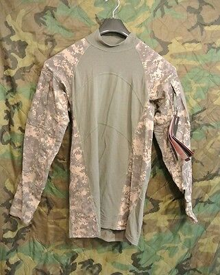 US Army OCP OEF ACU UCP ACS Massif Combat Tactical shirt S Militär Airsoft -4174