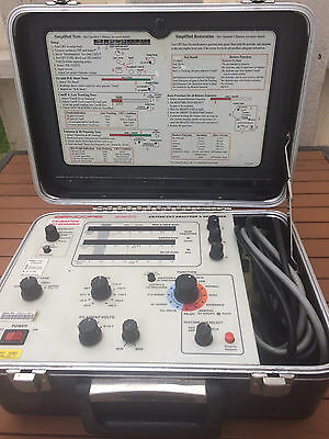 SENCORE CR7000 Beam-Rite CRT Analyzer & Restorer