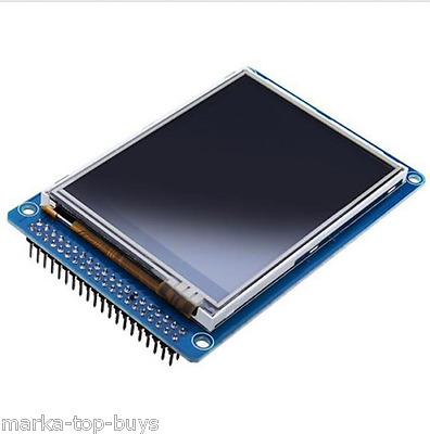 "3.2"" 3.2inch 320x240 Screen Touch SPI LCD ILI9341 TFT+PCB adapter"