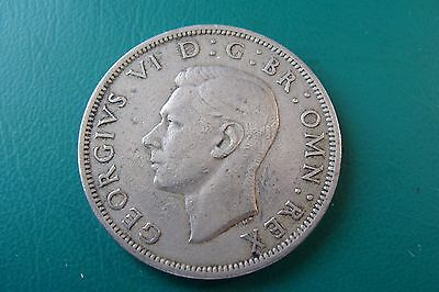 Great Britain Uk Half Crown 1948  Lot# 3
