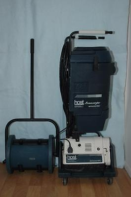 HOST Freestyle ExtractorVAC Dry Carpet Cleaning Maching + Applicator M40000