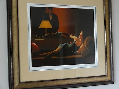 Jack Vettriano limited edition print Along Came a Spider