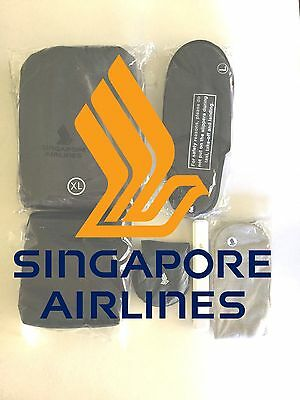 NEW Singapore Airlines *Complete* Amenity Set With Pyjamas