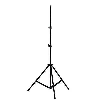 200cm 6.5ft Light Stand Photography Studio Flash Speedlight Stand Umbrella  U4L3
