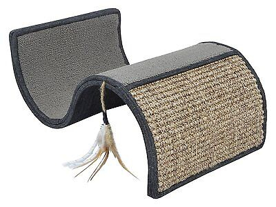 Petlinks Dream Curl Multi-Surface Cat Scratcher with Catnip Toy