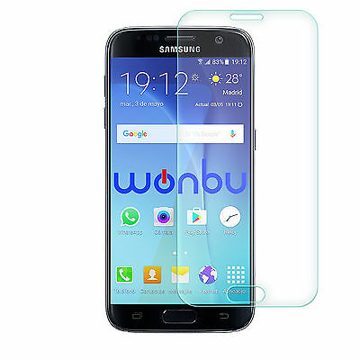 Tempered Glass Film Screen Protector For Samsung S7 SM-G930F Full Coverage Curve