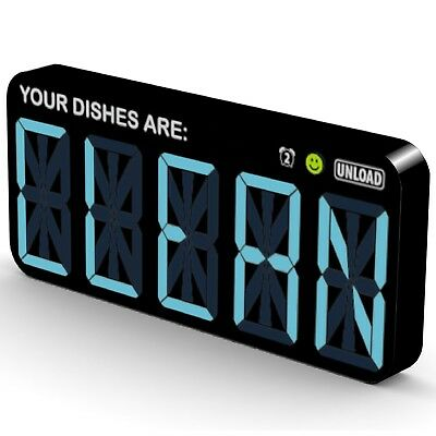 New Reversible Clean Dirty Dishwasher Magnet-Super Strong & Waterproof