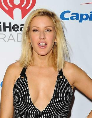 Ellie Goulding Hot Glossy Photo No186