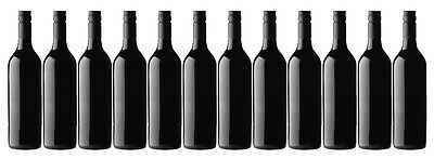 12 bottles (750mL) of South Australian Mystery Red Wine Export Surplus RRP $240