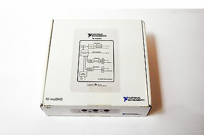 National Instruments NI MyDaq Board (1a)