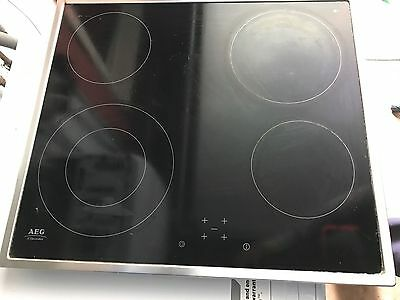 Taque de cuisson à induction AEG