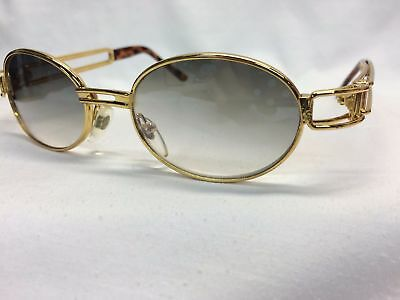 Oval Small Metal Sunglasses UV400 New Old Stock End of Inventory Sale L69