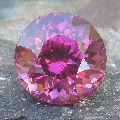 13.46 cts - Luscious Strongly Reddish Purple Rhodolite Garnet!