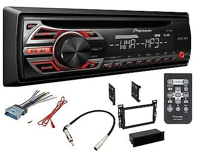 Pioneer CD Player Car Stereo Radio Install Dash car stereo cd player wiring harness wire adapter for old pioneer