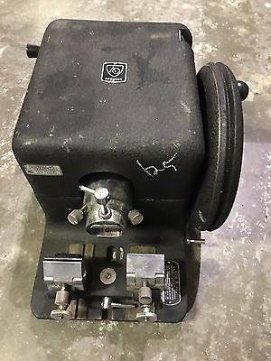 Vintage SPENCER LENS CUTTER 820 ROTARY MICROTOME - Free Shipping!!