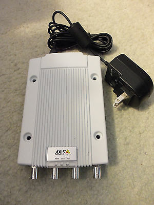 Axis M7014 4 Channel Video Encoder 0415-001 FOR security surveillance cameras