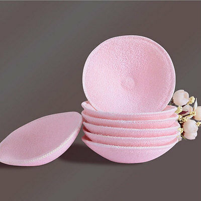 10Pcs Reusable Washable Hemp Organic Cotton Nursing Breast Pads Supplies Hot