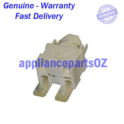 0609400031 On/Off Switch & Brkt Assy Electrolux  Dishwasher Parts