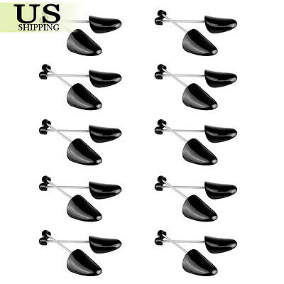 10 Pairs Adjustable Shoes Tree Keepers Support Stretcher Men Women Shoe Shaper