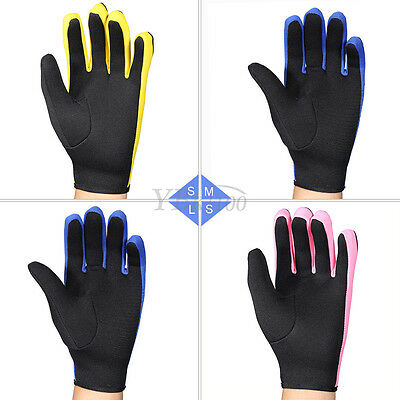 Scuba Diving Surfing Snorkeling Kayaking Gloves 1.5mm Neoprene Skid-proof MF