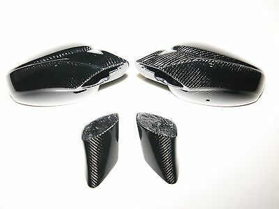 FR Racing Real Carbon Fiber Mirror housing case (RHD) fit for Ferrari 458 Italia