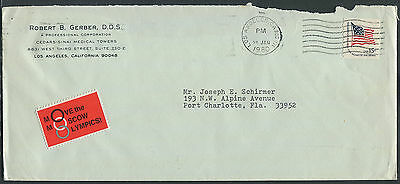 MOVE THE MOSCOW OLYMPICS protest label on 1980 cover ex Jim Czyl