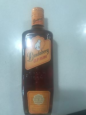 Bundaberg O.P 700ml Old Label Circa 2004