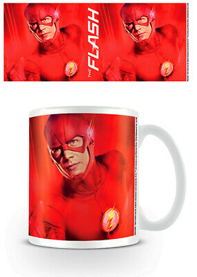 The Flash -  Justice League - Ceramic Coffee Mug / Cup (New Destinies)